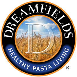 Dreamfields Pasta Healthy Living Logo